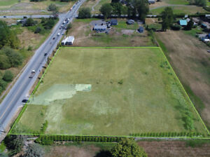 For Sale Land Only – 2.5 Acres, 19910 16 Avenue