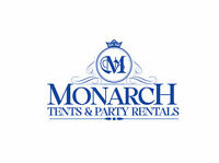 Monarch Tents & Party Rentals- Tent, Table & Chairs Rentals