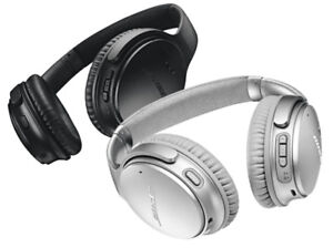 BOSE QC 35 II - Brand New - With Bose Receipt - Black or Silver