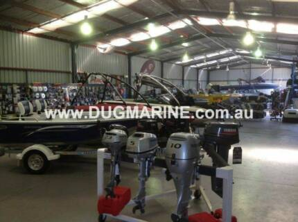 New Outboard Motors 3 Year Warranty Melbourne CBD Melbourne City Preview