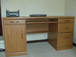 Home Office - Palliser - Newport Oak