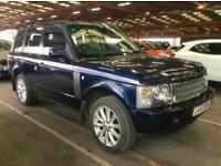 2003 Land Rover Range Rover 4.4 V8 VOGUE 4dr Auto ESTATE Petrol Automatic