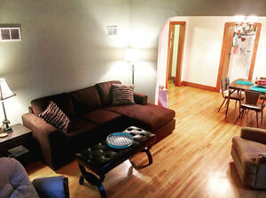 Summer Sublet near Whyte Avenue