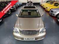 2005 05 LEXUS LS 430 4.3 430 4D AUTO