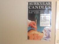 Earcandling and reflexology treatments in Aurora
