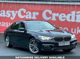image for 2018 68 BMW 7 SERIES 3.0 740LD XDRIVE M SPORT 4D 315 BHP DIESEL