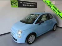 Fiat 500 1.2 s/s POP *BUY FOR ONLY £108 A MONTH *FINANCE* £0 DEPOSIT AVAILABLE*