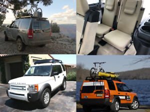 Land Rover LR3   //  JE CHERCHE  //  LOOKING FOR