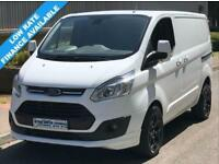 64(14) FORD TRANSIT CUSTOM LIMITED L1H1 290 SWB LOW ROOF 125BHP ST SPORT STYLE