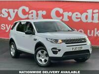 2017 Land Rover Discovery Sport 2.0 TD4 PURE SPECIAL EDITION 5d 150 BHP Estate D