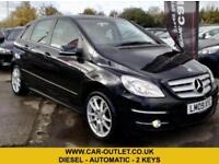 2009 MERCEDES B180 SPORT AUTOMATIC FULL SERVICE HISTORY LONG MOT