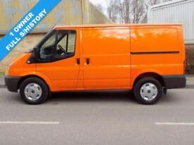 13(13) FORD TRANSIT 330 SWB LOW ROOF 2.2 RWD 100BHP RAC / WORKSHOP / TOWING