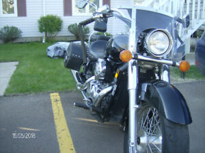 2006 Honda VT 750 Shadow Aero