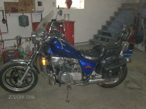 Superbe moto honda magna V45, nouveau prix