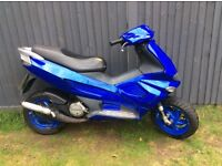Gilera runner so 50cc One year mot full logbook one key £500 Ono