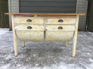 """FARMHOUSE BAKER'S TABLE """"YOURS TO RESTYLE"""""""
