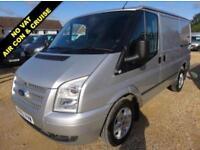2012 62 FORD TRANSIT 2.2 TDCI T260 LIMITED SWB LOW ROOF 140 BHP NO VAT 68476 MIL