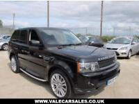 2009 59 LAND ROVER RANGE ROVER SPORT 3.0 TDV6 HSE AUTOMATIC ***ONE OWNER*** DIES