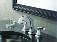 BRAND NEW DELTA Dryden Chrome Widespread Faucet (MORE THAN ONE!)