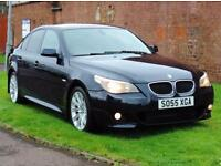 2005 BMW 5 Series 2.5 523i Sport 4dr