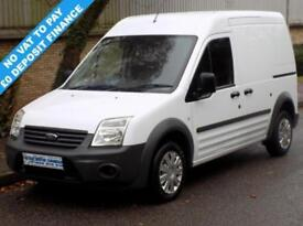 10(10) FORD TRANSIT CONNECT T230 LWB HIGH ROOF 1.8 TDCI 90 BHP DIESEL NO VAT
