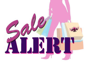 MANY VARIOUS BRAND NEW AND GENTLY WORN DESIGNER CLOTHING & ACCE