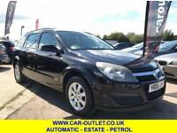 2006 VAUXHALL ASTRA AUTO 1.8 CLUB FULL SERVICE HSITORY 2 OWNERS LONG MOT