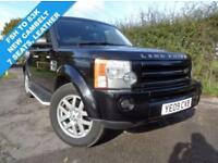 2009 09 LAND ROVER DISCOVERY 3 2.7 3 TDV6 XS 5D 188 BHP DIESEL