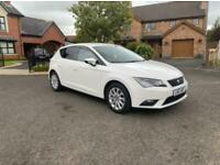 2014 SEAT LEON 1.6 TDI SE TECH PACK FULL SERVICE HISTORY FINANCE AVAILABLE!!