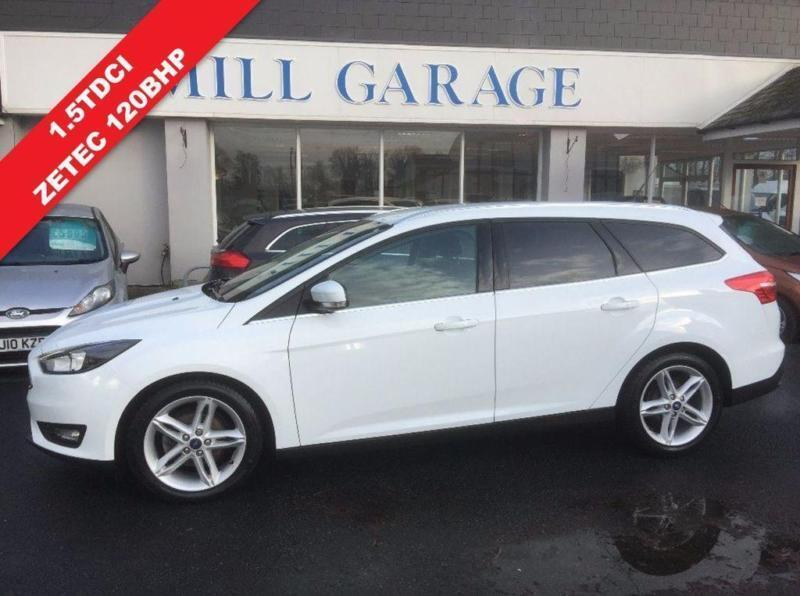Ford Focus 1 5tdci 120ps Zetec In Hereford Herefordshire