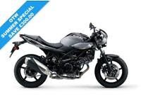 SUZUKI SV 650 X NEW MODEL