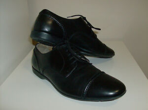 Size 10 Men's Shoes - Quality Leather with Bounce Technology