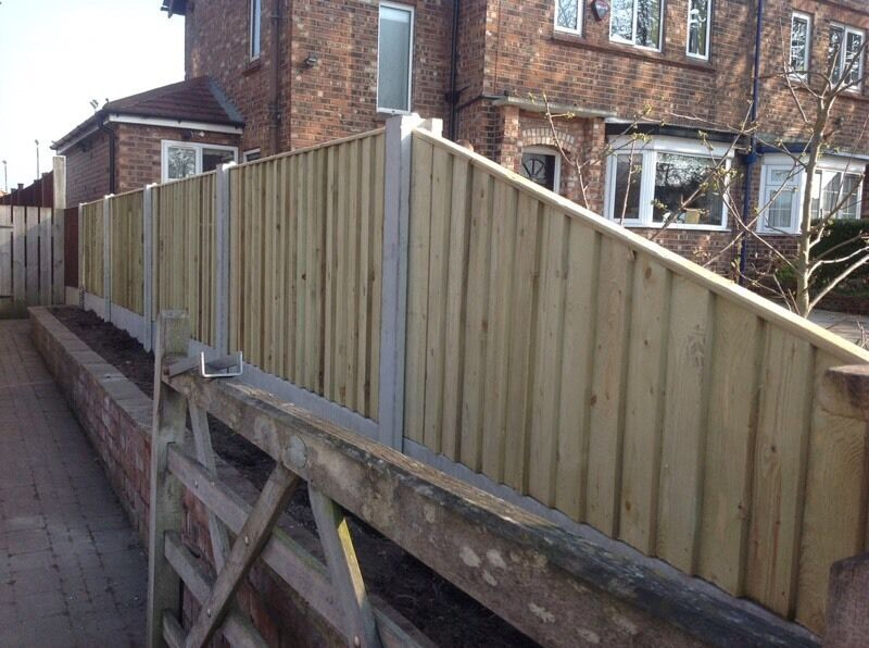 The Best Quality Close Board Pressure Treated Flat Top Fence Panelsin Baguley, ManchesterGumtree - Sizes available 6 x 2 @ £18.006 x 3 @ £20.006 x 4 @ £23.006 x 5 @ £25.006 x 6 @ £29.00Any Size Made To MeasureDelivery or Collection available For Further Information Please Contact 07788932994 or07751280725