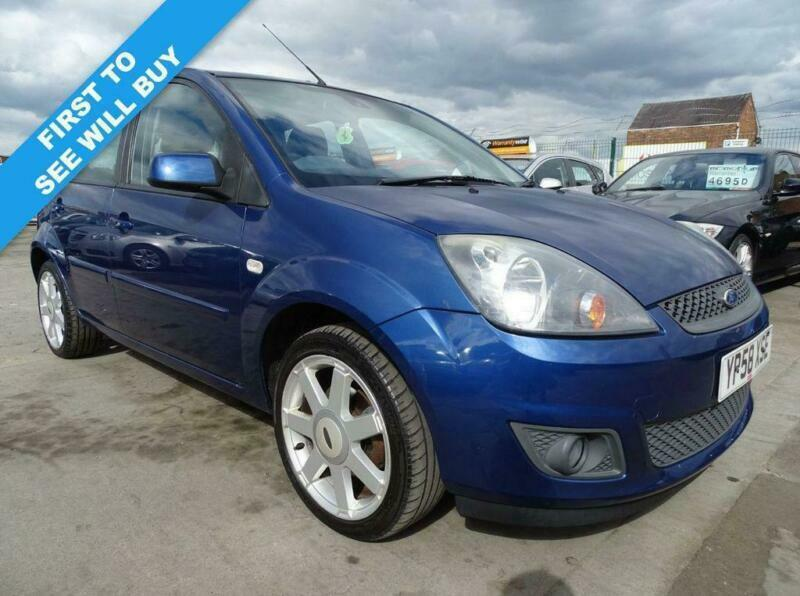 2009 58 FORD FIESTA 1 4 ZETEC BLUE TDC VERY LOW MILES DIESEL | in  Leicester, Leicestershire | Gumtree