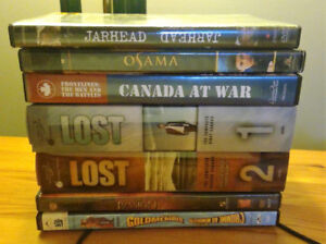DVDs: Jarhead, Lost, Goldmember, etc.