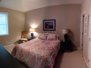 Avail Immed -2 bed, 2 bath fully furnished condo- fort sask Strathcona County Edmonton Area image 5