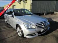 2014 14 MERCEDES-BENZ C CLASS 2.1 C220 CDI SE (EXECUTIVE PREMIUM) 5DR DIESEL