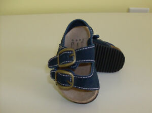 NEW Baby Items - Christening Booties and  Gap Sandals