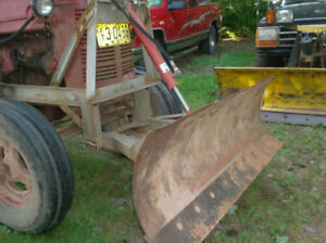 Snow Plow For Tractor