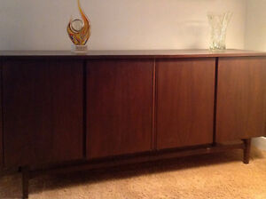 Large Mid-Century Side Board