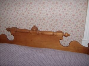 Maple Victorian Bed Cornwall Ontario image 2