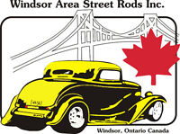 Windsor Area Street Rods Annual Car Show