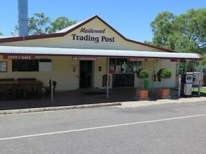 Maidenwell Trading Post - Cafe, Convenience Store, Fuel Maidenwell South Burnett Area Preview