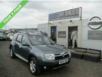 2014 64 DACIA DUSTER 1.5 LAUREATE DCI 4WD 5D 109 BHP DIESEL for sale  Bishop Auckland, County Durham