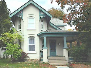 Bright 2 bdrm  suite in Orillia Character Home