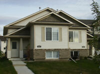 Spacious Duplex for rent in Deer Valley Leduc *LEASE INCENTIVE*