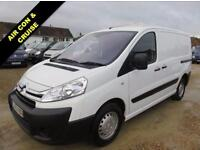 2012 62 CITROEN DISPATCH 1.6 1000 L1H1 ENTERPRISE HDI AIR CON CRUISE CONTROL DIE
