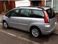 2009 CITROEN C4 GRAND PICASSO 1.6 VTR PLUS 7 SEATERS 2 KEYS HPI CLEAR