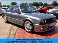 1990 BMW E30 325I M TECH 2 FULL SERVICE HISTORY LONG MOT SPORT 2.5 2DR 171 BHP