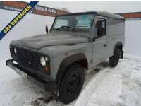 2012 62 LAND ROVER DEFENDER 2.2 TD HARD TOP 1D 122 BHP LWB 110 DEFENDER COMMERCI